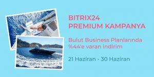 Bitrix24 Premium Kampanyası